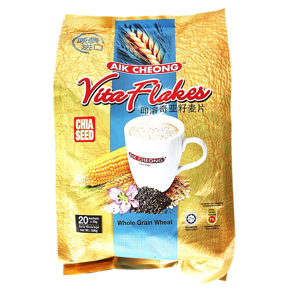 Aik Cheong Chia Seed Cereal 600g
