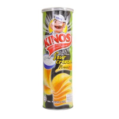 Kinos Potato Chips Sour Cream Flavour 75g