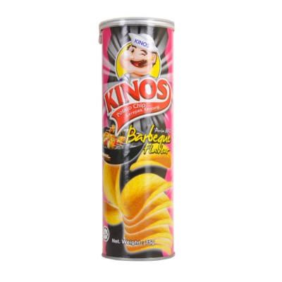 Kinos Barbecue Flavour Chips 75g