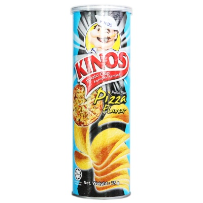 Kinos Potato Chips Pizza Flavour 75g