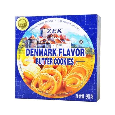 ZEK Denmark Flavor Butter Cookies 90g