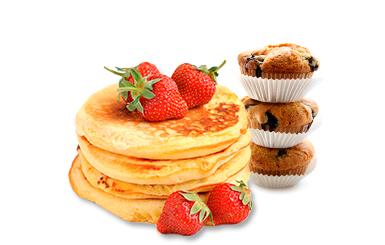 Muffins & Pancakes