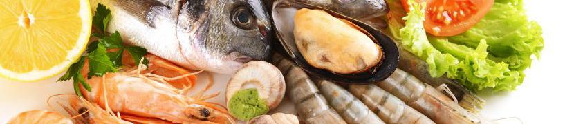 Fish & Seafood