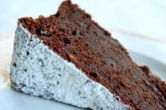 Bittersweet Chocolate Cake (0036)