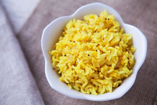 Indian Style Rice (0095)