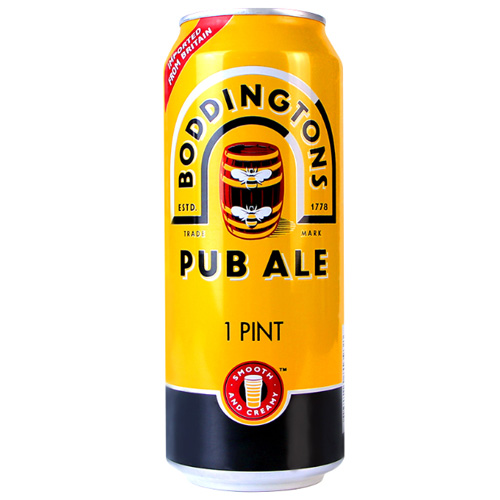 Boddingtons Pub Ale Beer 474ml