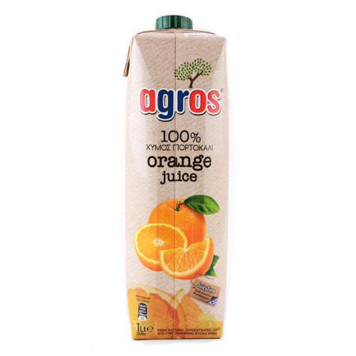莱果仕100%橙汁 1L