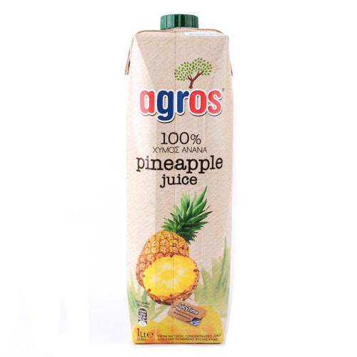 莱果仕100%菠萝汁 1L