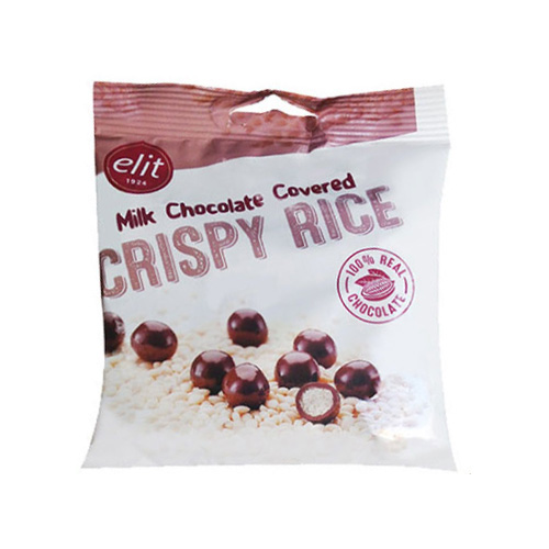 Elit Milk Chocolate Covered Crispy Rice 70g