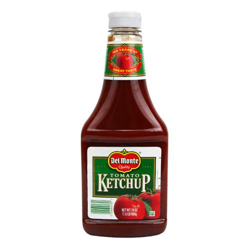 Del Monte Tomato Ketchup 680g