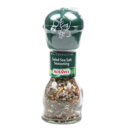 Kotanyi Salad Sea Salt Seasoning Mill 50g