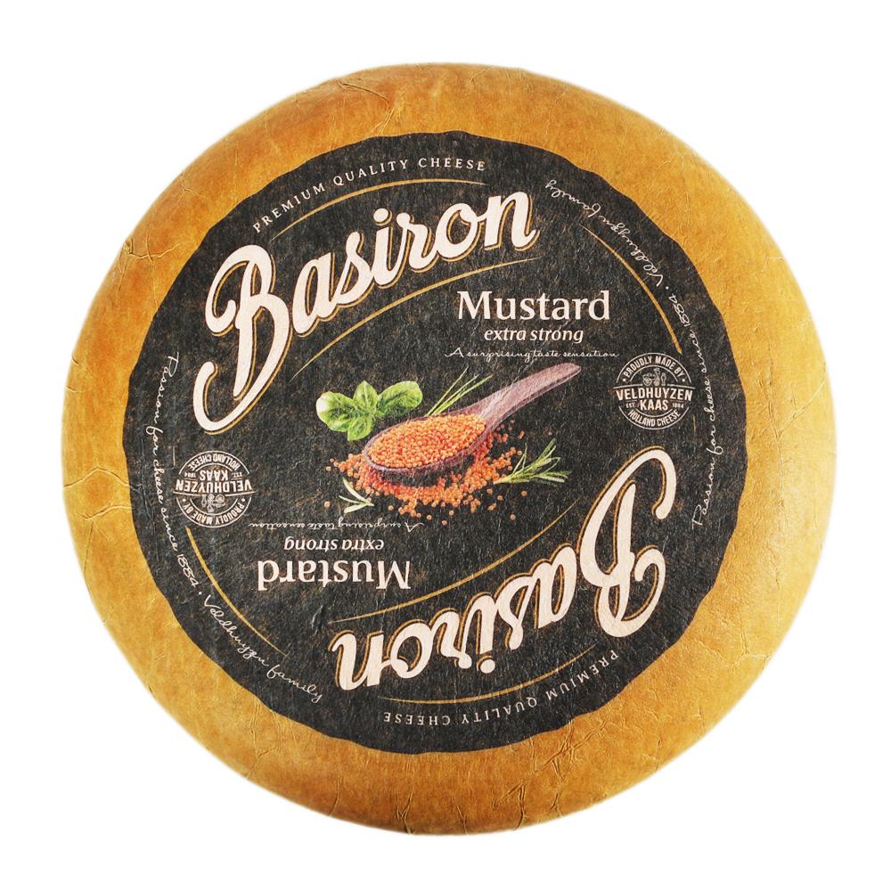 Basiron Mustard Cheese 100g - 1