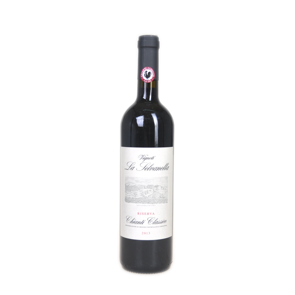 Vigneti La Seluanella Riserva Red Wine 750ml