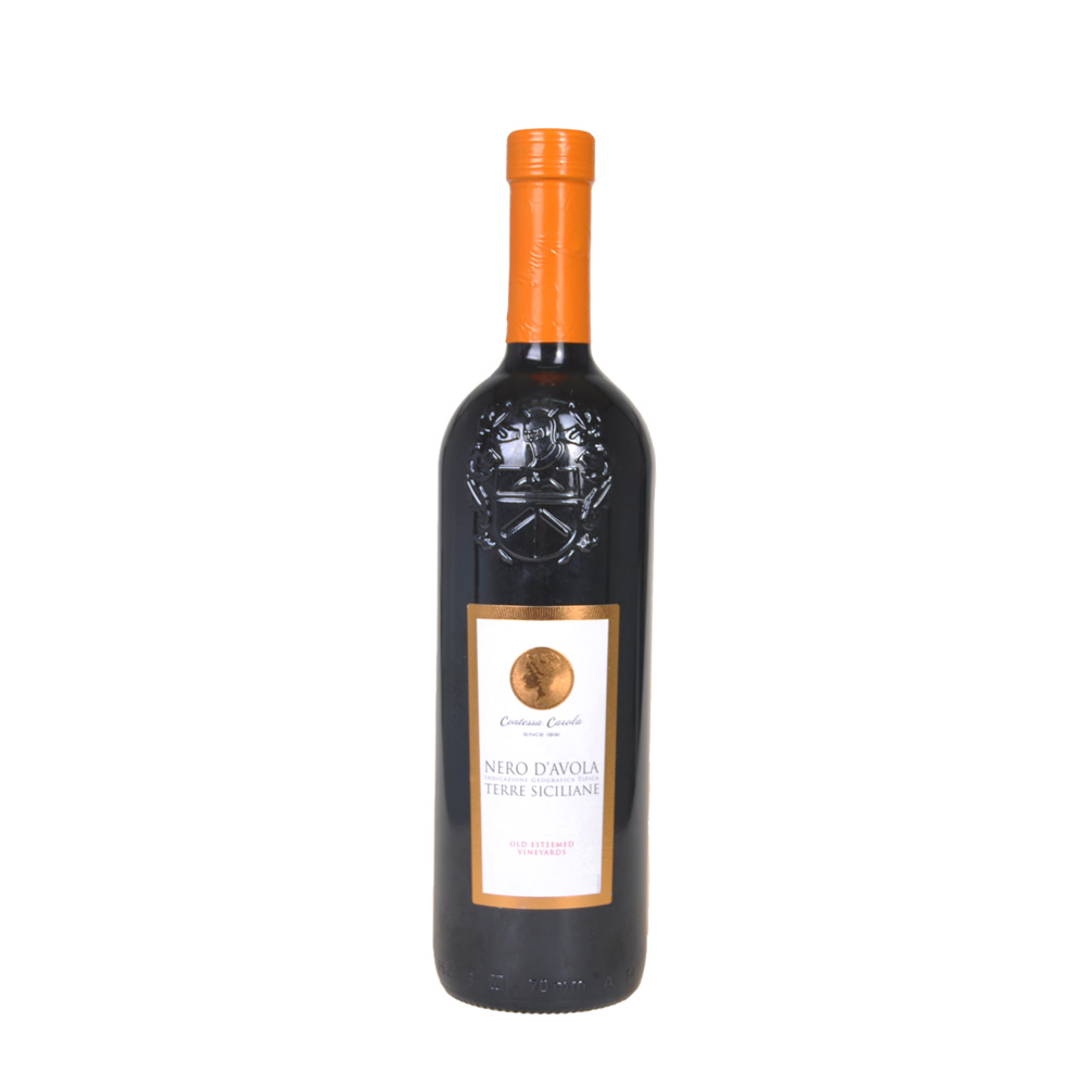 Contessa Caiola Terre Siciliane Red Wine 750ml