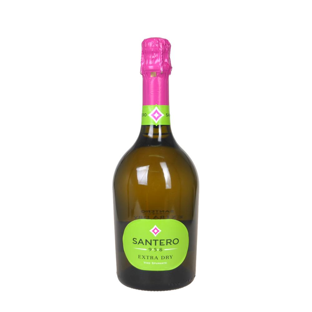 Santero Extra Dry Vino Spumante Sparking Wine 750ml