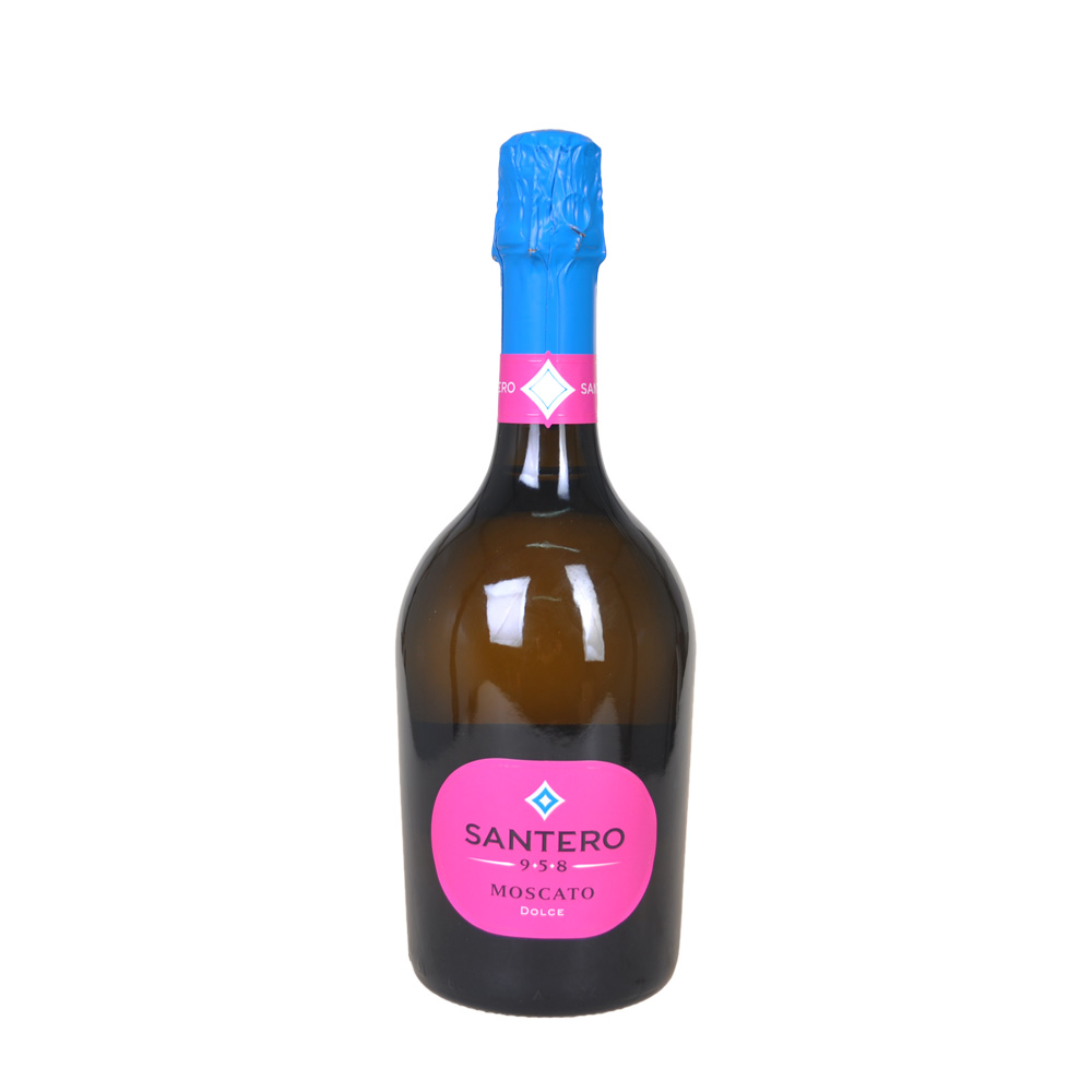 Santero Moscato Dolce Sparking Wine 750ml
