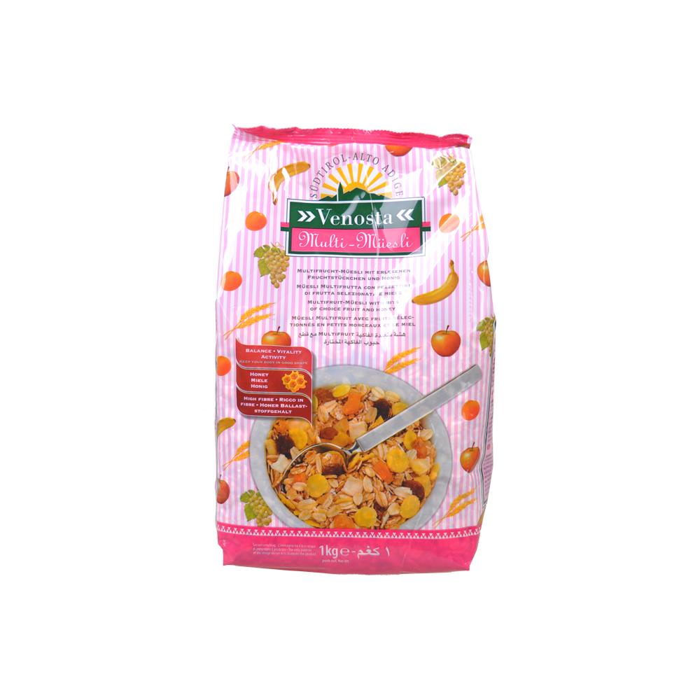 维诺山谷多种水果麦片(即食谷物) 1kg