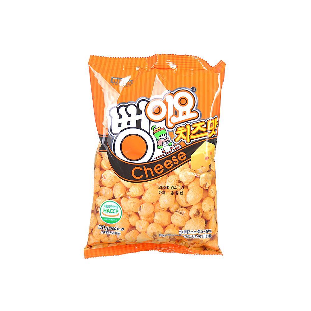 Chungjungone Cheese Pop Corns 110g