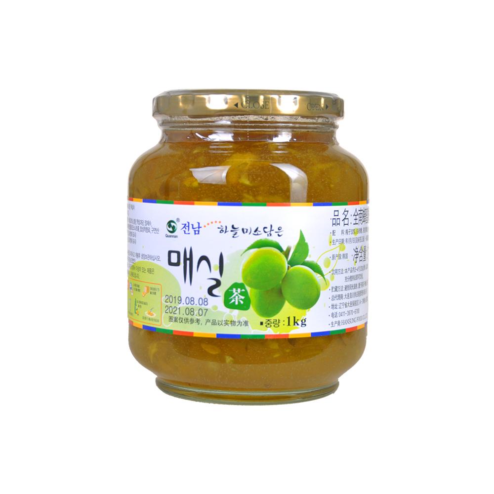 Quannan Honey Plum Tea 1kg