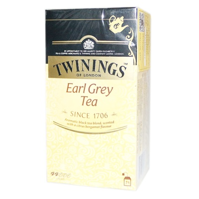 Twinings Earl Grey Tea 50g