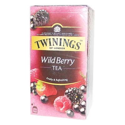Twinings Wild Berry Tea 50g