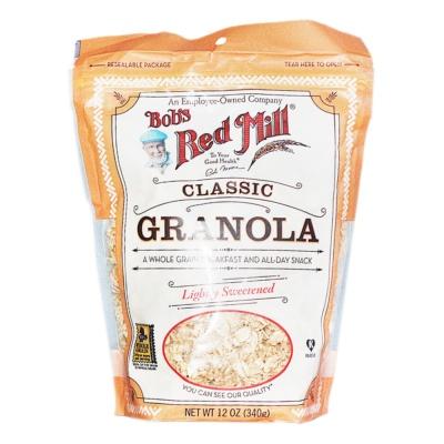 Bob's Red Mill Original Whole Grain Granola 340g