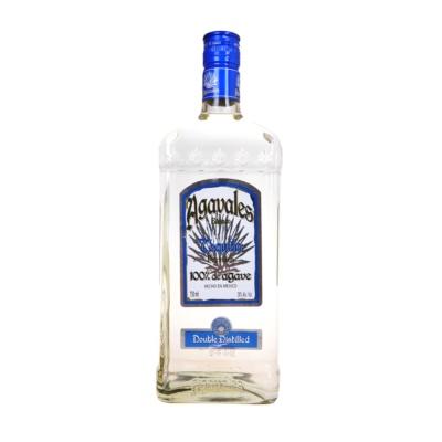 Agavales Blanco Premium Tequila 750ml