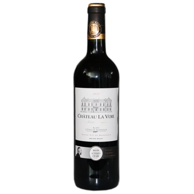 La Voie Bordeaux Red Wine 750ml