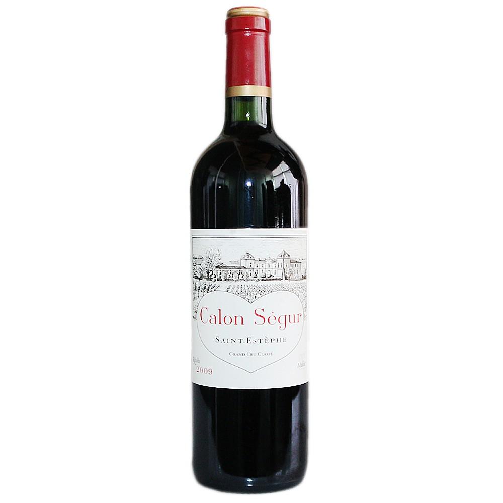 Chateau Calon Segur Red Wine 750ml