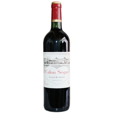 Chateau Calon Segur Red Wine 750ml