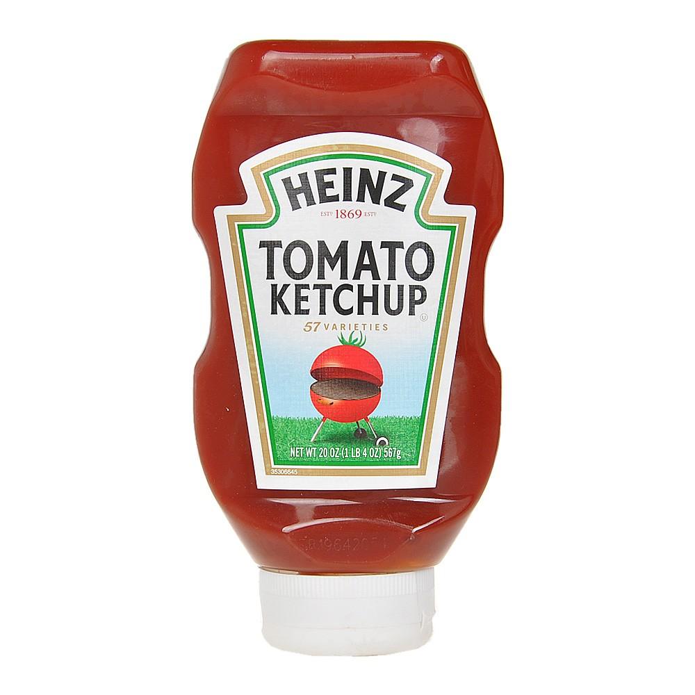 亨氏番茄调味酱 567g