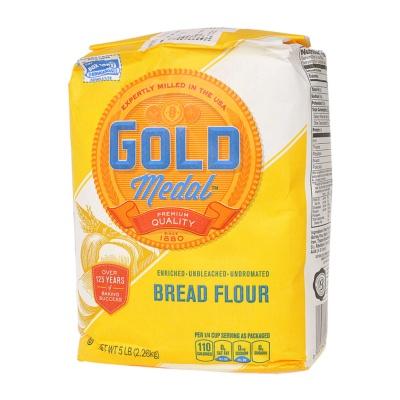 Golden Medal Bread Flour 2.26kg