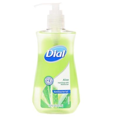 Dial Aloe Antibacterial Hand Soap 221ml
