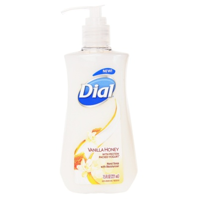 迪尔酸奶香草蜂蜜保湿洗手液 221ml