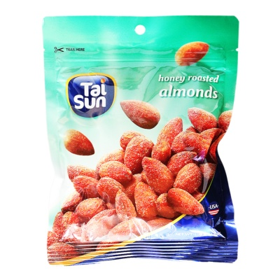 Tai Sun Honey Roasted Almonds 130g