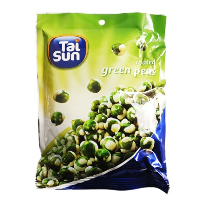 Tai Sun Coated Green Peas 140g