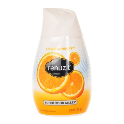 Renuzit Citrus Sunburst 2 in 1 Air Freshener 198g