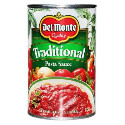 Del Monte Traditional Pasta Sauce 680g