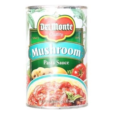 Del Monte Mushroom Pasta Sauce 680g