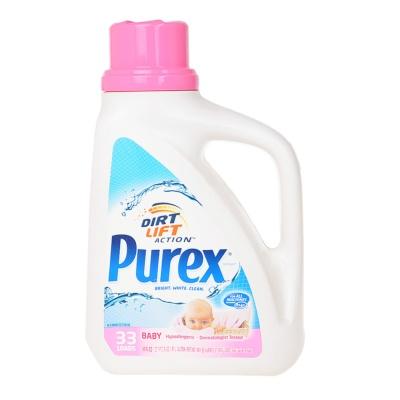 Purex Action Baby Detergent 1.47L
