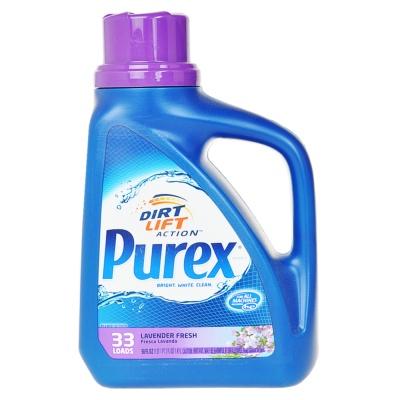 Purex Lavender Detergent 1.47L
