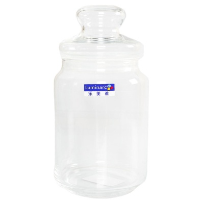 Rondo Jar OL5+Glass Lid 0.75L
