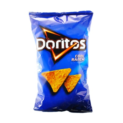 Doritos Cool Ranch Tortilla Chips 198.4g