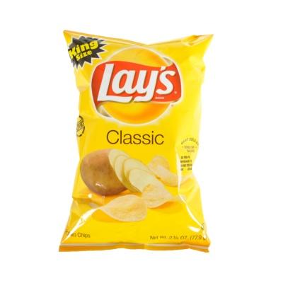 Lay's Classic Potato Chips 77.9g
