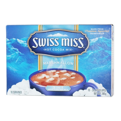 Swiss Miss Hot Cocoa Marshmallow 280g