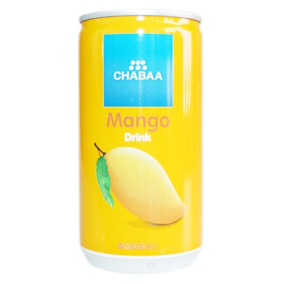 Chabaa Mango Juice Drink 170ml
