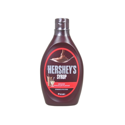 Hershey's Genuine Chocolate Flavour Syrup 650g