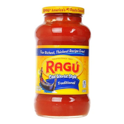 Ragu Old World Style Traditional Sauce 680g