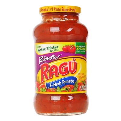 Ragu Chunky 7 Herb Tomato Pasta Sauce 680g