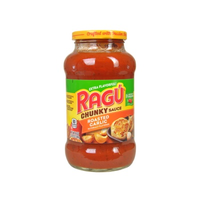 Ragu Roasted Garlic Pasta Sauce 680g
